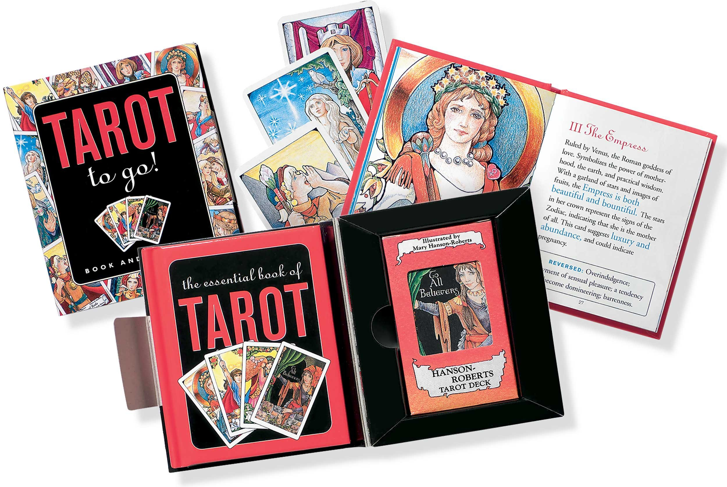 The Essential Tarot Kit