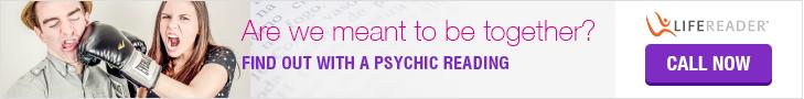 Lifereader Love Psychic Reading